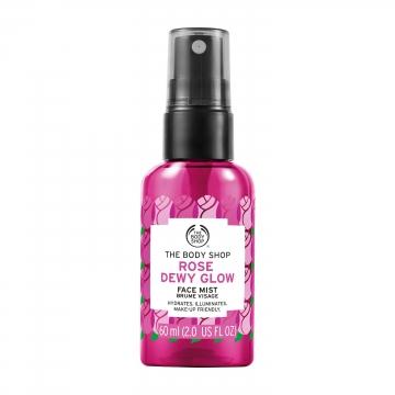 玫瑰嫩膚保水臉部噴霧-60ML